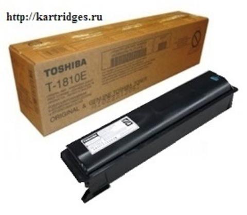 Картридж Toshiba T-1810E/6AJ00000058