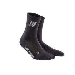 Функциональные носки CEP для активного отдыха на природе, тонкие, с шерстью мериноса