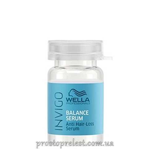 Wella Invigo Balance Anti Hair Loss Serum - Сироватка проти випадіння волосся