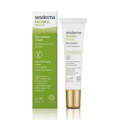 SESDERMA FACTOR G RENEW Eye contour cream – Крем-контур для зоны вокруг глаз, 15 мл.