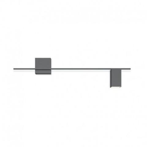 Настенный светильник копия Structural by Vibia (черный)