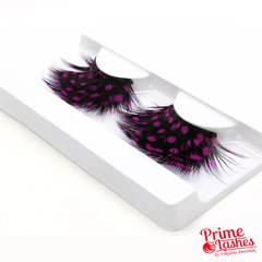 Ресницы перья