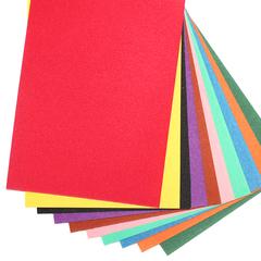 065-3668 Наждачная бумага для рисования, цветная