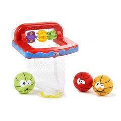 Little Tikes Набор для ванны Баскетбол (605987)