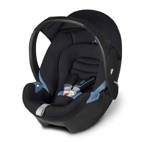 Автокресло Cybex Aton Basic CBX Cozy Black