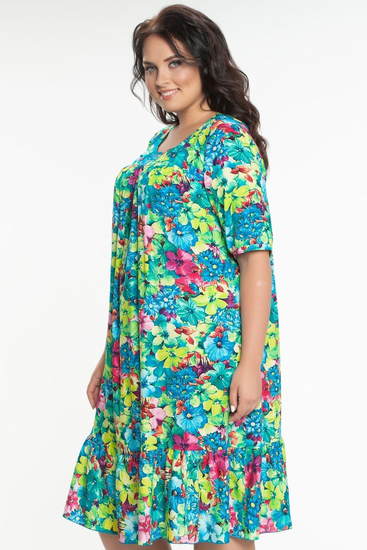 4866  Платье