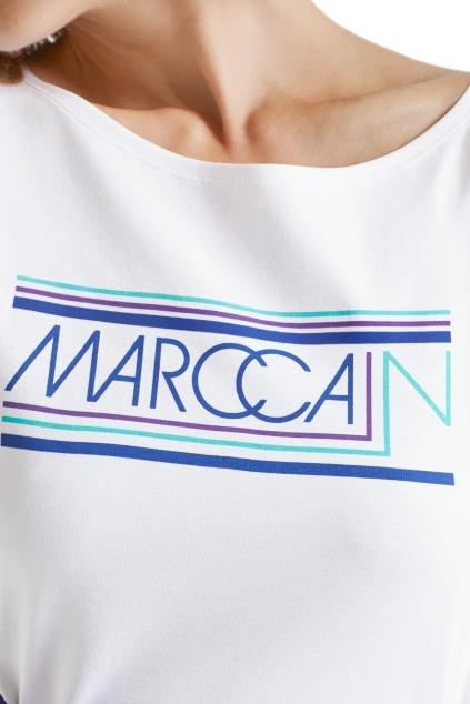 Marc Cain Футболка с логотипом