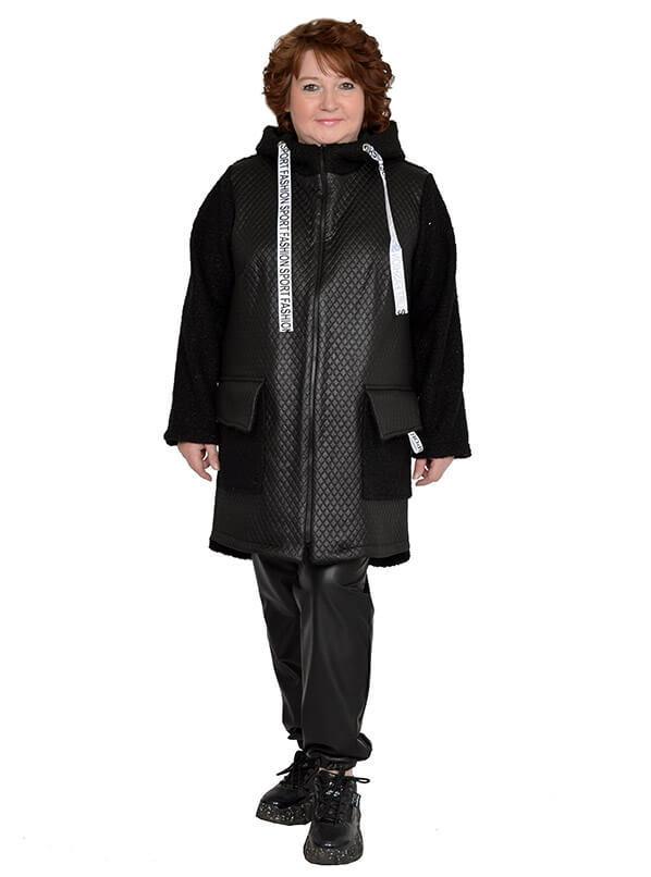 Куртка Лотта чёрная
