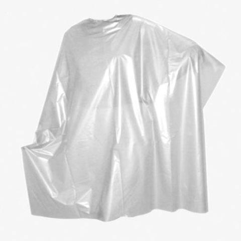 Пеньюар  полиэтиленовый прозрачный в рулоне  100х140 (50 шт)
