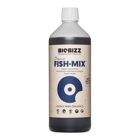 Fish Mix BioBizz 1 л