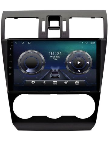 Магнитола для Subaru Forester (16-17) / XV (15-16) Android 10 6/128GB IPS DSP модель CB-3208TS10