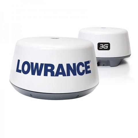 Радар Lowrance 3G BB Radar KIT