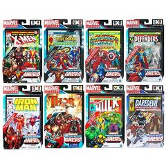Greatest Battles Comic Two-Packs 2012 Wave 02 Revision 02