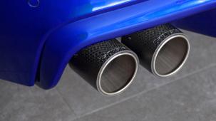 Выхлопная система Capristo для BMW M6 (F12, F13)