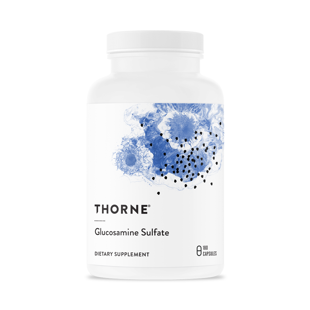 GLUCOSAMINE SULFATE, THORNE RESEARCH