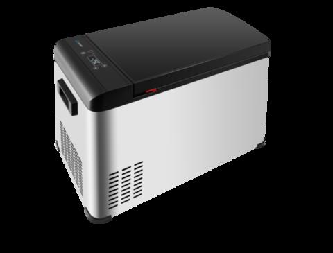 Компрессорный автохолодильник Libhof Q-28 (12V/24V, 110V/220V опционально, 27л)