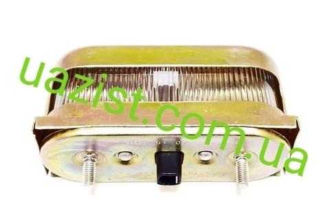 Фонарь подсветки номера (освещение номерного знака) Уаз 452, 469 метал (пр-во Ульяновск)