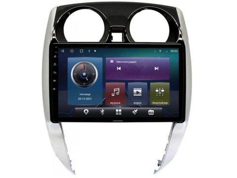 Магнитола для Nissan Note (12-20) Android 10 4/64GB IPS DSP 4G модель CB-2409TS10