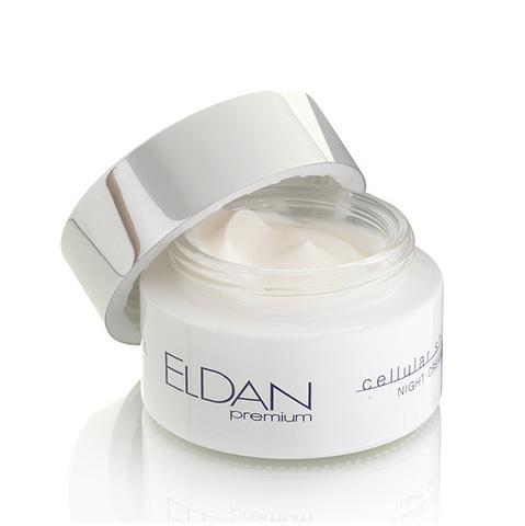 Крем ночной Eldan Premium Cellular Shock Night Cream 50мл