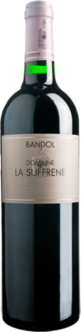 Вино Домен Ля Сюффрен защ. наим. красное сух. 0,75 л  Франция