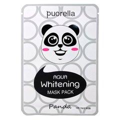 Baroness (Puorella)  - Тканевая маска Whitening