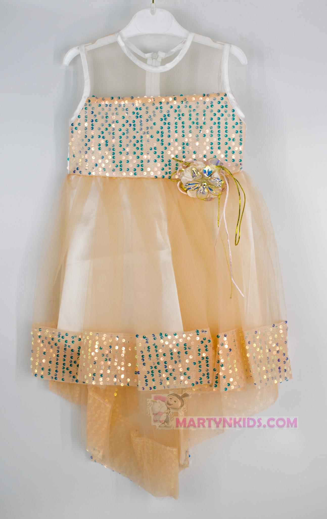 3029 платье Первый бал