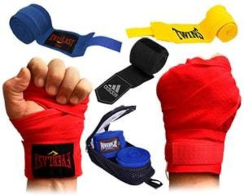 Купити боксерські бинти для зап'ястя