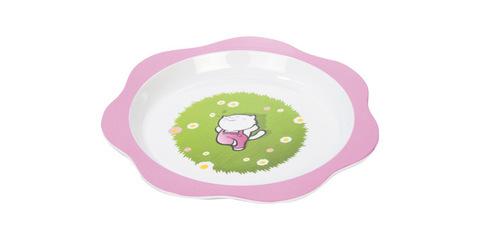 Тарелка BAMBINI, кошка