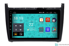 Штатная магнитола для Volkswagen Polo 17+ на Android 6.0 Parafar PF968Lite