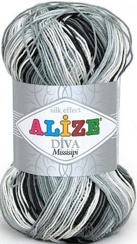 DIVA MISSISIPI Alize (100% микрофибра, 100гр/350м)
