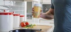 BlenderBottle Whiskware EggMixer - Блендер для смешивания блюд из яйца