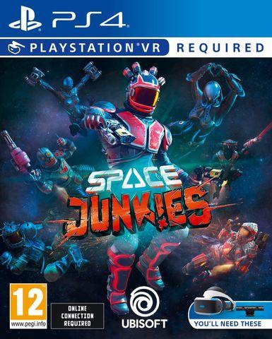 Space Junkies (PS4, только для PS VR, английская версия)