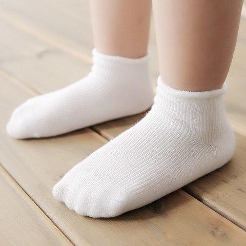 Носочки детские Белые (1-3 года)