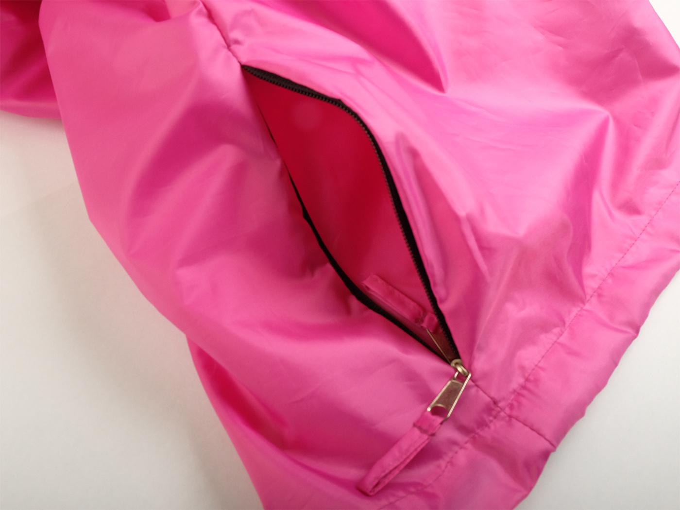 Ветровка розовая - кот