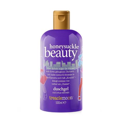 Treaclemoon Гель для душа Сочная жимолость  / Honeysuckle beauty Bath & shower gel, 500 мл