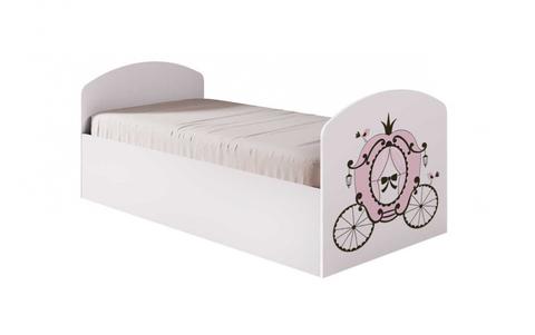 Кровать Юниор-2 Принцесса