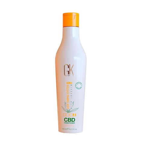 Global Keratin Кондиционер с экстрактом конопли CBD Conditioner