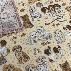 Ткань для пэчворка, хлопок 100% (арт. JO0202)