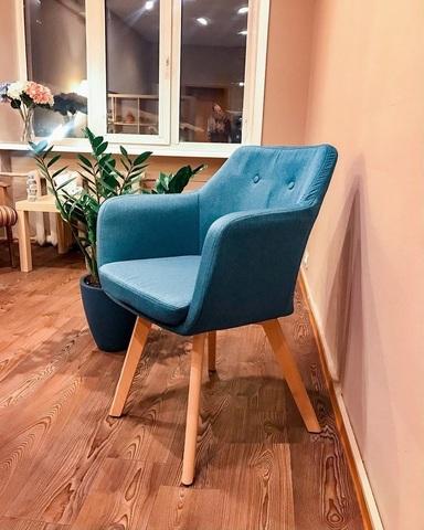 Интерьерное кресло Modern Hall / UWK-100 / Рогожка