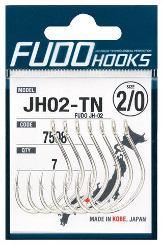 Крючки FUDO JH02-TN 7508