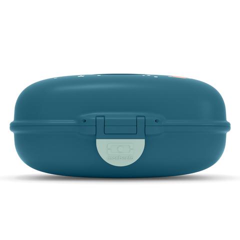 Ланч-бокс детский для еды MB Gram 600 мл контейнер для детей в школу cosmic blue