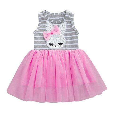 Платье для девочки Little maven Заинька