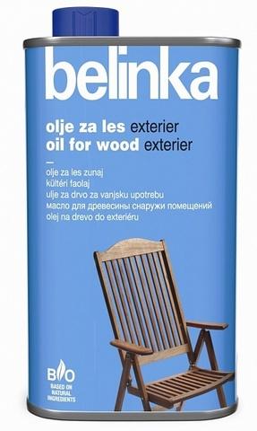 BELINKA Масло для древесины снаружи помещений EXTERIER