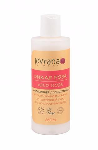 Levrana кондиционер для нормальных волос «Дикая роза»  250 мл