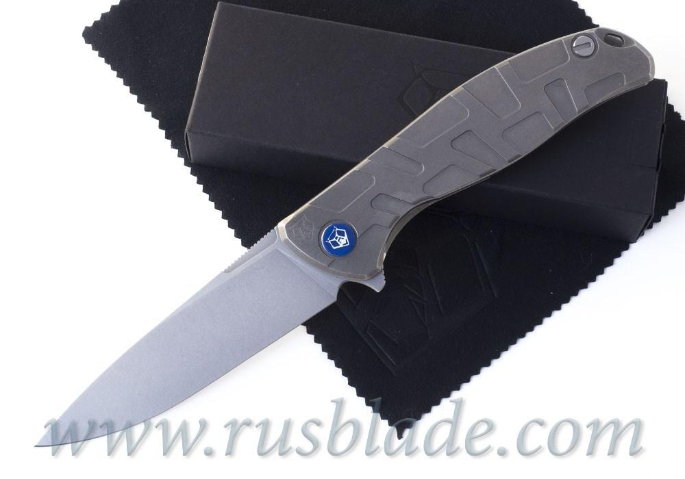 Shirogorov Flipper 95 M390 T-mode MRBS 2019