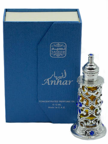 Anhar Анхар 12 мл арабские масляные духи от Насим Naseem Perfumes