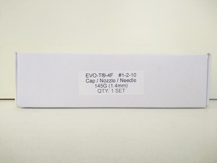 Сменный комплект для  STAR EVO-T 4F, дюза 1.4