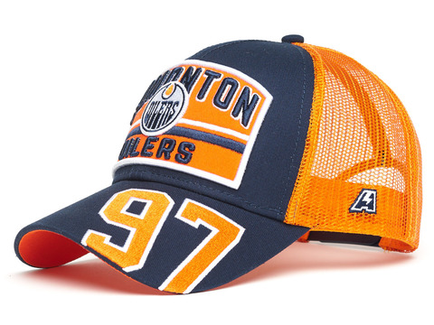 Бейсболка NHL Edmonton Oilers № 97
