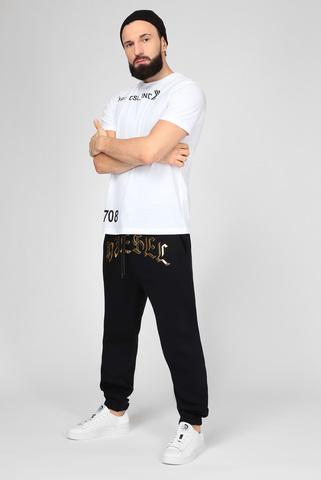 Мужские черные спортивные брюки P-CALTON-A1 Diesel