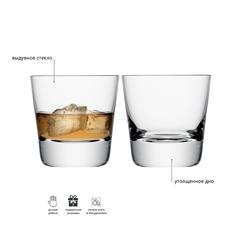 Набор из 2 стаканов Madrid 270 мл, фото 6